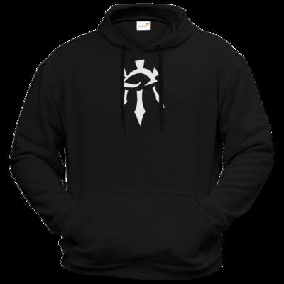 Motiv: Hoodie Premium FAIR WEAR - Krieger Symbol