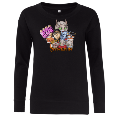 Motiv: Girlie Crew Sweatshirt - Syrenia - Collage 2