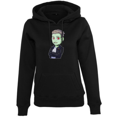 Motiv: Womens Heavy Hoody - Shizzy_Horror