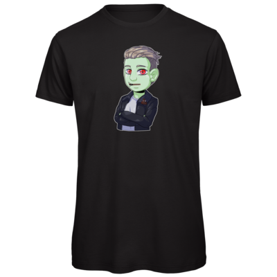 Motiv: Organic T-Shirt - Shizzy_Horror