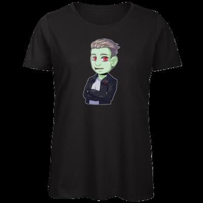 Motiv: Organic Lady T-Shirt - Shizzy_Horror