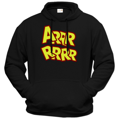 Motiv: Hoodie Premium FAIR WEAR - ARRRRRRR