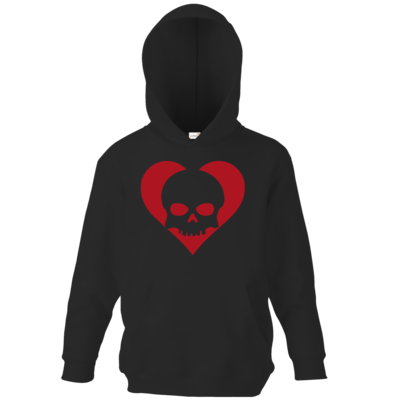 Motiv: Kids Hooded Sweat - Piratenherz