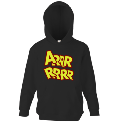 Motiv: Kids Hooded Sweat - ARRRRRRR