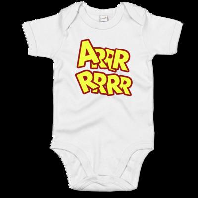 Motiv: Baby Body Organic - ARRRRRRR