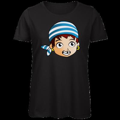 Motiv: Organic Lady T-Shirt - Matrose