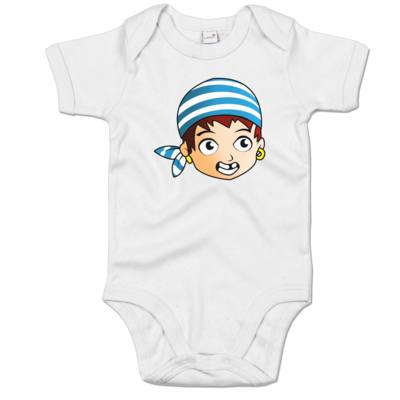Motiv: Baby Body Organic - Matrose