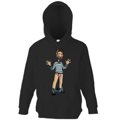 Motiv: Kids Hooded Sweat - Hosenlos