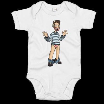 Motiv: Baby Body Organic - Hosenlos