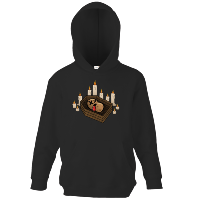 Motiv: Kids Hooded Sweat - Potatoe Sarg