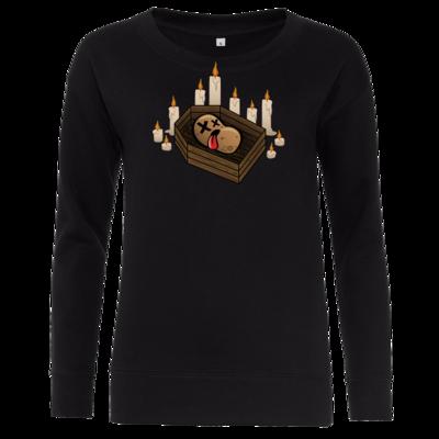 Motiv: Girlie Crew Sweatshirt - Potatoe Sarg