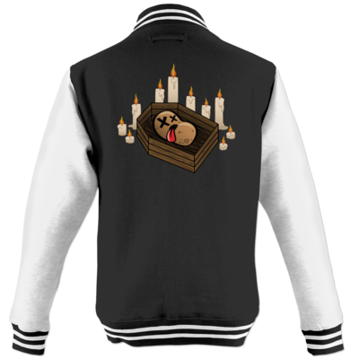 Motiv: College Jacke - Potatoe Sarg