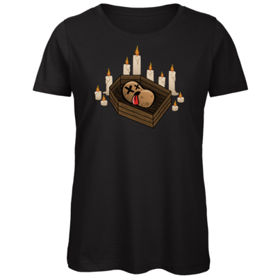 Motiv: Organic Lady T-Shirt - Potatoe Sarg