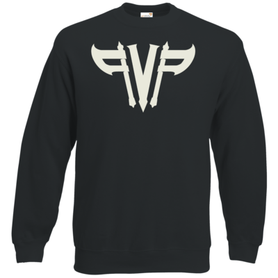 Motiv: Sweatshirt Classic - Elitepvpers PVP White