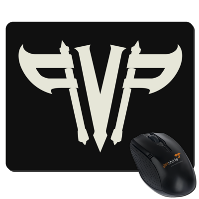 Motiv: Mousepad Textil - Elitepvpers PVP White