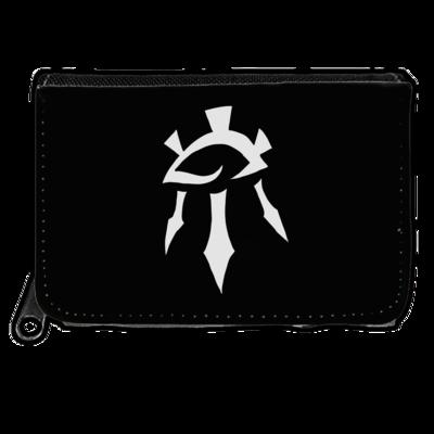 Motiv: Geldboerse - Krieger Symbol