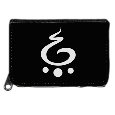 Motiv: Geldboerse - Magier Symbol