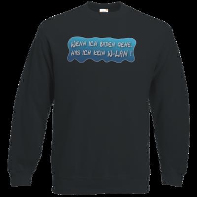 Motiv: Sweatshirt Classic - Schaumtext