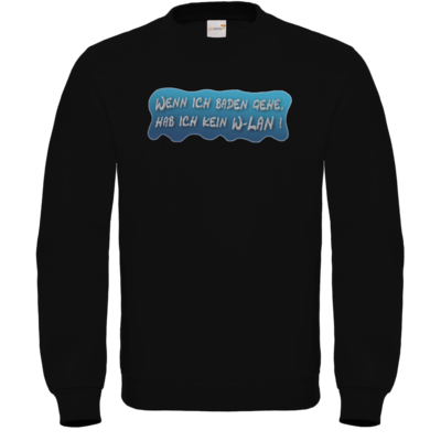 Motiv: Sweatshirt FAIR WEAR - Schaumtext