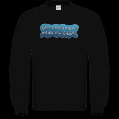 Motiv: Sweatshirt FAIR WEAR - Schaumtext