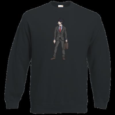 Motiv: Sweatshirt Classic - Saku Boy