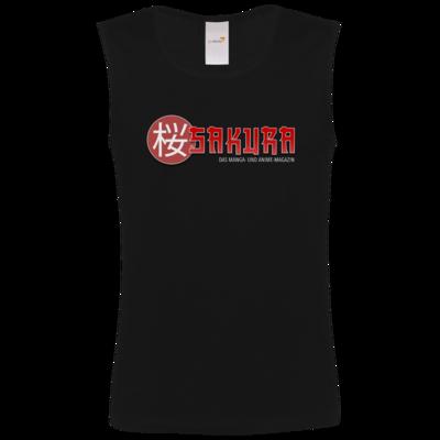 Motiv: Athletic Vest FAIR WEAR - Sakura Logo