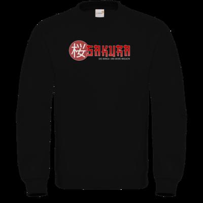 Motiv: Sweatshirt FAIR WEAR - Sakura Logo