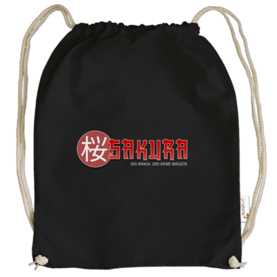 Motiv: Cotton Gymsac - Sakura Logo