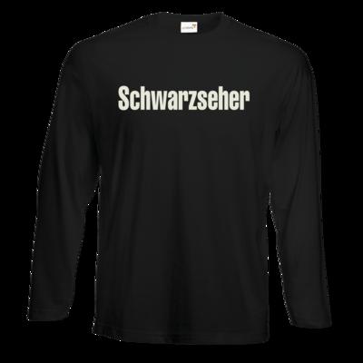 Motiv: Exact 190 Longsleeve FAIR WEAR - Schwarzseher