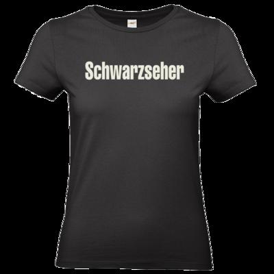 Motiv: T-Shirt Damen Premium FAIR WEAR - Schwarzseher