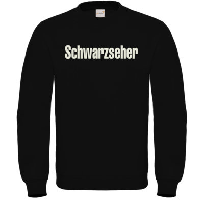 Motiv: Sweatshirt FAIR WEAR - Schwarzseher