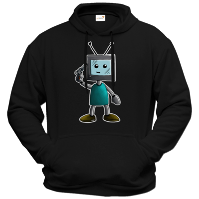 Motiv: Hoodie Premium FAIR WEAR - TV Man