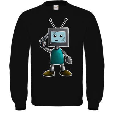 Motiv: Sweatshirt FAIR WEAR - TV Man