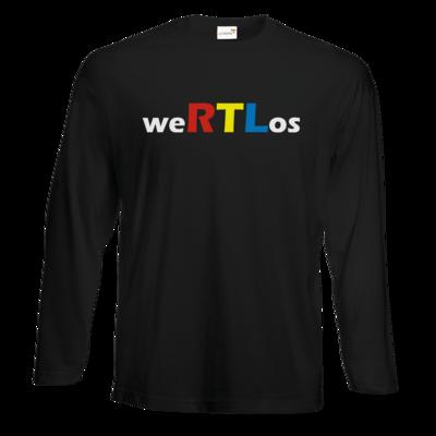 Motiv: Exact 190 Longsleeve FAIR WEAR - weRTLos