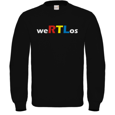 Motiv: Sweatshirt FAIR WEAR - weRTLos