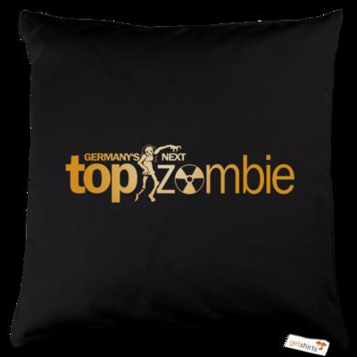 Motiv: Kissen Baumwolle - Germanys Next TopZombie
