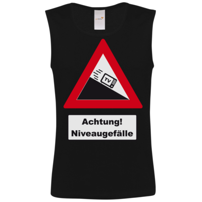 Motiv: Athletic Vest FAIR WEAR - Achtung Niveaugefaelle