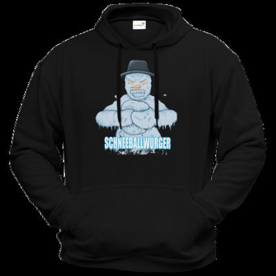 Motiv: Hoodie Premium FAIR WEAR - Schneeballwuerger