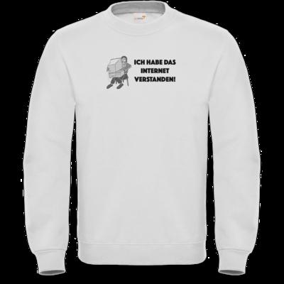 Motiv: Sweatshirt FAIR WEAR - verstanden