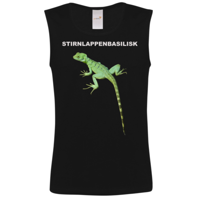 Motiv: Athletic Vest FAIR WEAR - Stirnlappenbasilisk