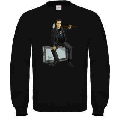 Motiv: Sweatshirt FAIR WEAR - Holger - Hammermann