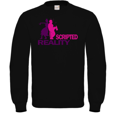 Motiv: Sweatshirt FAIR WEAR - Scripted Reality
