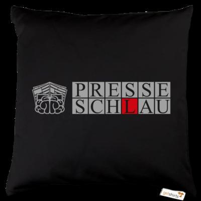 Motiv: Kissen Baumwolle - Presseschlau 2