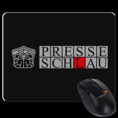 Motiv: Mousepad Textil - Presseschlau 2