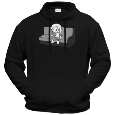 Motiv: Hoodie Premium FAIR WEAR - DarkViktory Couch Woman