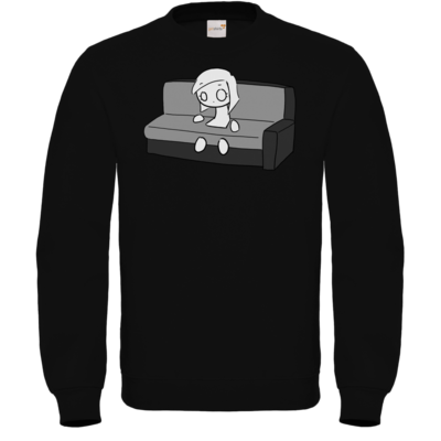 Motiv: Sweatshirt FAIR WEAR - DarkViktory Couch Woman