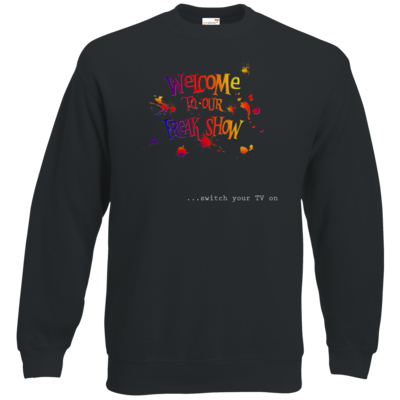 Motiv: Sweatshirt Classic - Freakshow