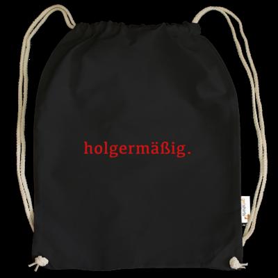 Motiv: Cotton Gymsac - Holgermaessig