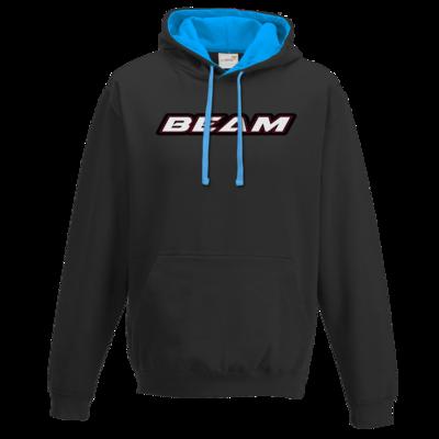 Motiv: Two-Tone Hoodie - Beam Logo
