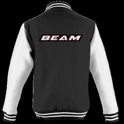Motiv: College Jacke - Beam Logo